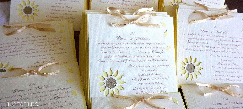 Invitatii Nunta Si Botez Originale Invitatiiro